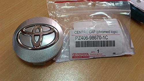 Genuine-Toyota-Auris-Coprimozzo-per-cerchi-in-lega-PZ406--98670--1-C