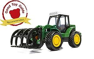 Corgi CH041 Chunkies Tractor de Granja con Abrazadera