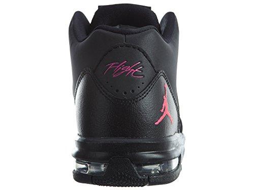 Nike Jordan Flight Origin 2 (3.5y-7y) Black/Hyper Pink-White