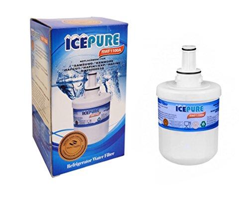 Reemplazo Compatible nevera de hielo cartucho de filtro de agua para Samsung...