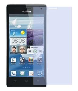 6x kristallklare Displayschutzfolie für Huawei Ascend P2