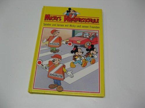 Goofy hat´s eilig (Mickys Verkehrsschule - Spielen und lernen mit Micky und seinen Freunden)