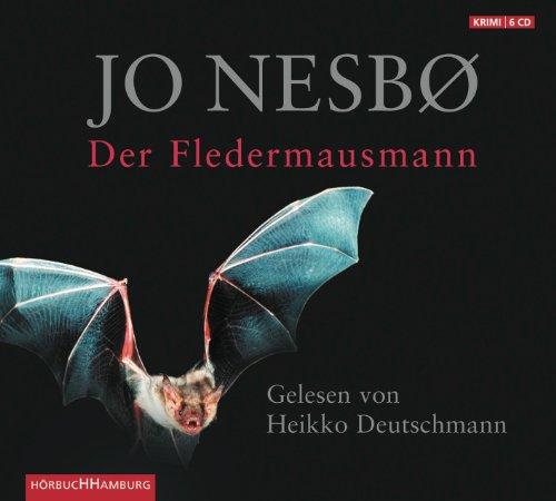 Buchseite und Rezensionen zu 'Der Fledermausmann: Harry Holes erster Fall: 5 CDs (Ein Harry-Hole-Krimi, Band 1)' von Jo Nesbø
