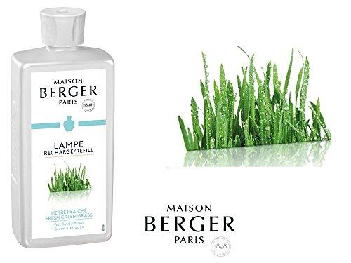 Düfte von Lampe Berger Paris Frisches Gras Herbe Fraîche 500 ml Nachfüllflasche -