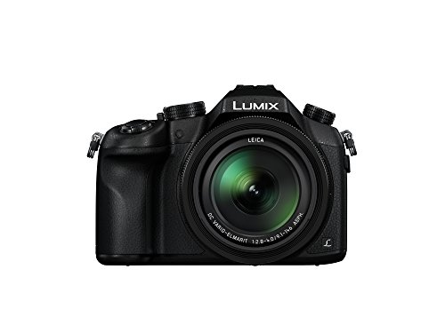 Panasonic Lumix DMC-FZ1000GA 20.1 MP Bridge Digital Camera with 16x Optical Zoom (Black)
