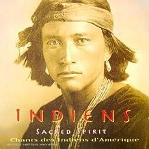 Chants et danses des Indiens d'Amérique