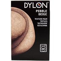 Dylon Pebble Beige - Tinte para ropa (200 g), color beige