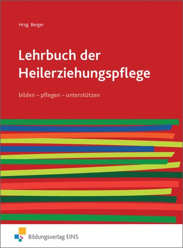 Buchseite und Rezensionen zu 'Lehrbuch der Heilerziehungspflege: pflegen - bilden - unterstützen' von Klaus Rudolf Berger