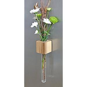 Magnetvase Tulpin Blumenvase Test Tube Vase.