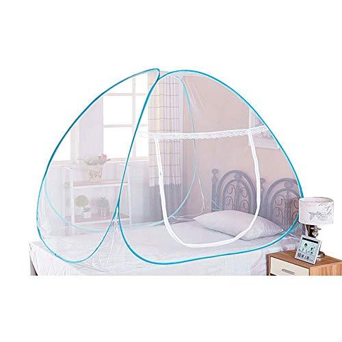 ANDE Moskitonetz Fliegengitter Insektennetz Spitze Betthimmel Moskitonetzen Rund Bed Canopy für Einzelbett oder Doppelbetten