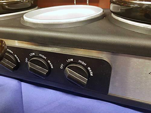 Dunlop Slowcooker XL (3X 1.3L)