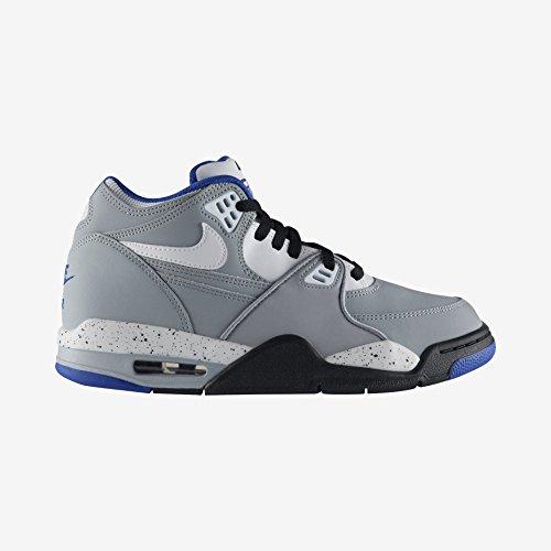Nike Air Flight 89 unisex adulto, pelle nabuk, sneaker alta, 46 EU