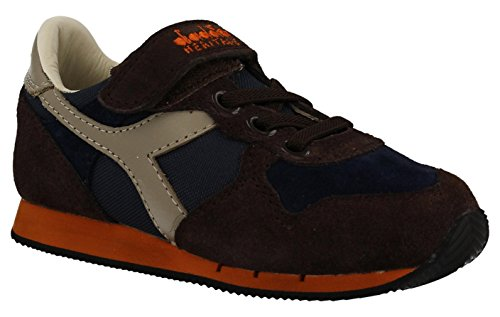 TRIDENT KIDS CHAUSSURES DIADORA K61934-011 BROWN Marron