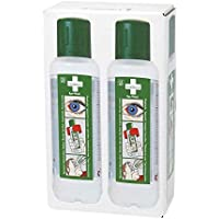 Cederroth Augendusche, Augenspülflasche, Eye wash, integrierte Augenmuschel, 2x 500 ml preisvergleich bei billige-tabletten.eu