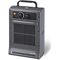 Honeywell  Heiz-Gigant / Power-Heizlüfter 2500 W, anthrazit, CZ2104EV2