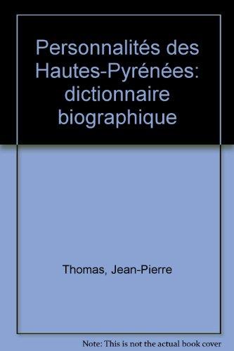 Personnalités des Hautes Pyrénées