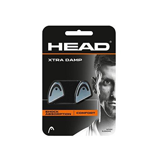Head Xtra Damp 2er Pack Tennis Vibrationsdämpfer
