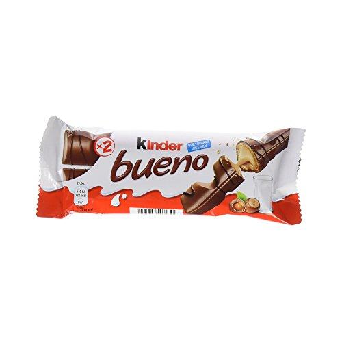 Kinder Bueno - Classic - Pack de 2 barritas - 43 g