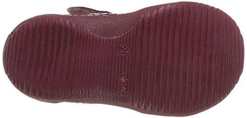 GBB Leatrice, Chaussures Premiers pas bébé fille Rose (Vte Fuchsia Dpf/Evita)