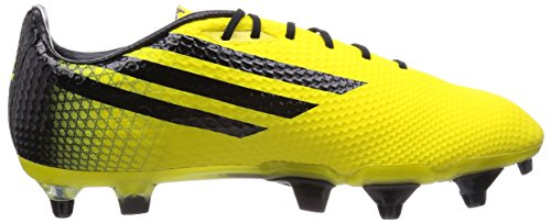 Crazyquick Malice SG - Crampons de Rugby yellow