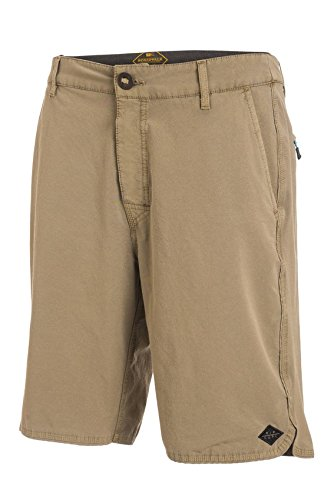 Rip Curl Bermudas Peoples Champ Khaki W36 (Champ Peoples T-shirt)