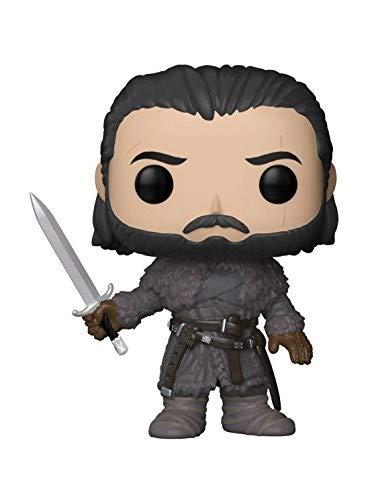 Funko Pop!- Jon Snow (Beyond The Wall) Figura de Vinilo (29166)