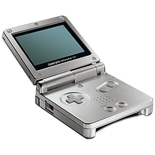 Game Boy Advance SP: Silver