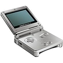 Game Boy Advance SP - Color Plata [Game Boy Advance] [Producto Importado]