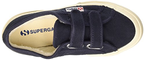 Superga 2750 Cobinvj, Baskets mode mixte enfant Bleu (944 Blue)