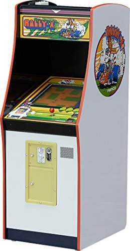 Freeing Namco Arcade Rally-X Machine Collection