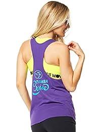 Zumba Fitness® So Shaded Loose - Camiseta sin mangas para mujer