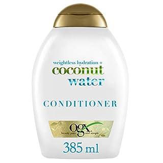 OGX Coconut Water Conditioner, 1er Pack (1 x 385 ml)