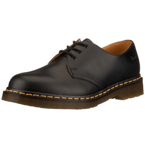 Dr. Martens - 1461 Last 264 Smooth, scarpe Donna Nero