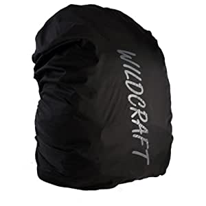 Wildcraft Black Rain Cover (8903338006350)