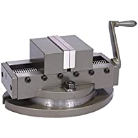 Super Precision - Base giratoria para máquina de autocentrar (50 mm)