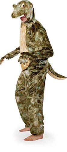 Herren Kostüm Krokodil Alligator Karneval Fasching - Alligator Kostüm Für Erwachsene