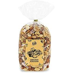 KoRo ● Nussmischung ● 1kg ● Edle Nüsse ● Mandeln ● Paranüsse ● Cashewkerne ● Walnüsse ● Haselnüsse ● Ohne Zucker und Salz ● Vegan