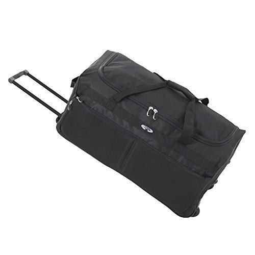 large-27-inch-wheeled-holdall-travel-trolley-cargo-luggage-bag-27-inch-black