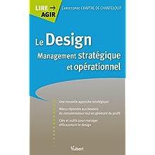 Le Design - Management stratégique et opérationnel
