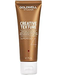 Goldwell Sign Superego, Styling Creme, 1er Pack (1 x 75 ml)
