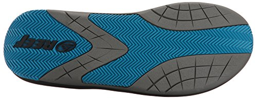 Reef Flex, Tongs Homme Multicolore - Varios colores (Black / Grey /  Blue)
