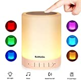 Kainuoa LED lampe bluetooth lampe musique rechargeable Multicolore - Best Reviews Guide