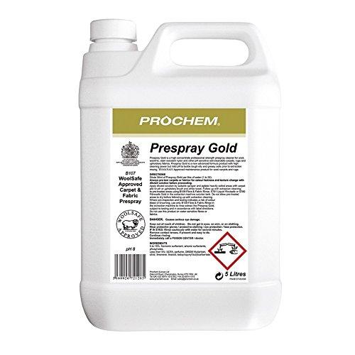 Prochem B107–05prespray Gold 5Liter–1Stück