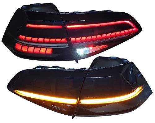Facelift-Design Rückleuchten Heckleuchten Golf 7 RV50TCLBSY-A dynamischer LED Blinker Laufblinker