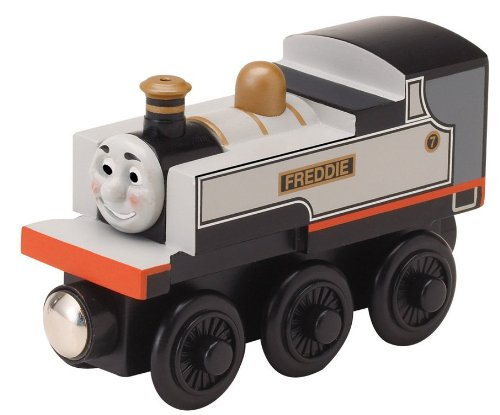 Tomy Thomas et ses Amis - Thomas Le Train En Bois - La Locomotive Freddie Sans Peur - version allemande