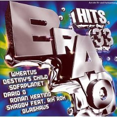 Bravo Hits (Doppel-CD, 40 Top Hits aus 2001, incl. Played-A-Live The Bongo Song, Wenn das Liebe ist, Sonne, Can't Fight The Moonlight etc.)