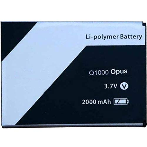 Screencart 100% New Replacement High Backup Compatilble Mobile Battery/Batteries for Xolo Q1000...