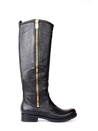 Guess FL4RQLLEA11 Stivale Donna Leather Black Black 36