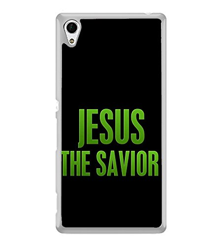 PrintVisa Designer Back Case Cover for Sony Xperia Z3+ :: Sony Xperia Z3 Plus :: Sony Xperia Z3+ dual :: Sony Xperia Z3 Plus E6533 E6553 :: Sony Xperia Z4 (Jesus The Savior)