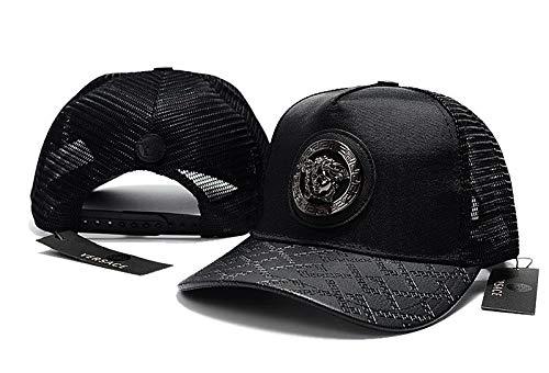 naeem 2019 Cool high Fashion Hat Cap Snapback (Versace-baseball-cap)